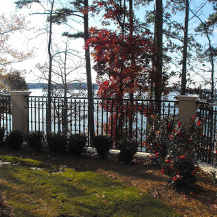 Fence installation in Monroe, Oak Island, & the surrounding NC areas