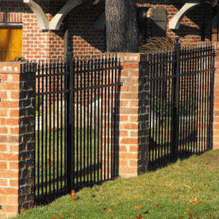 Powder coating and Fencing in Monroe, Oak Island, & the surrounding NC areas