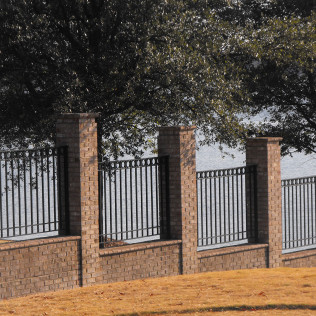 Fencing, Fence Installation, Iron Fencing<br/>Wilmington, NC and Winnabow, NC