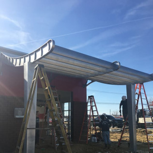 Awning Installation, Shutteres<br/>Winnabow, NC and Wilmington, NC